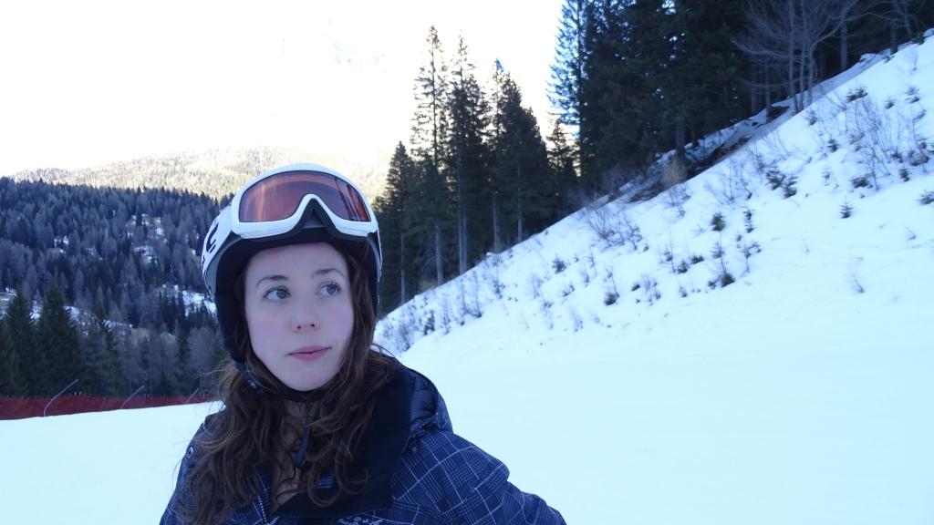 Skiing in the Dolomites, Val di Zoldo