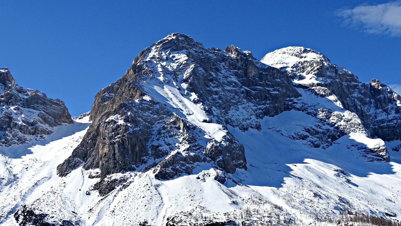 Val di Zoldo, Mountain Side, Belluno