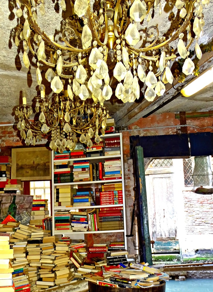 Libreria Alta Acqua.